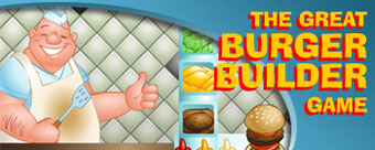 Burger Builder Game
